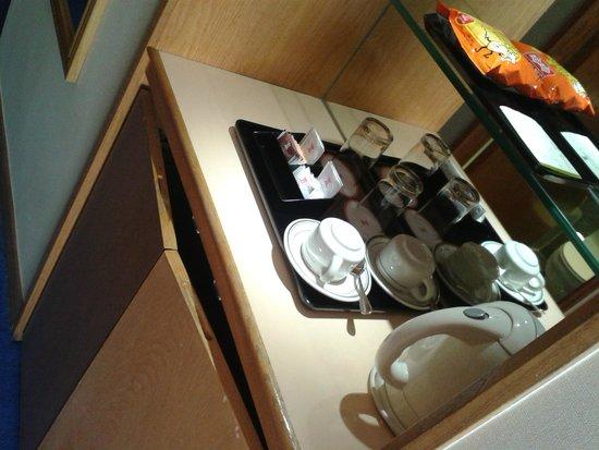 โรงแรมจีดีเอช อินน์ หัวไห่: comodidade para um café rapido