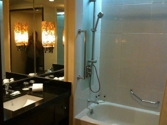 Cebu City Marriott Hotel : Nice Business Hotel