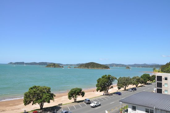 Blue Pacific Apartments Paihia: View from the Hotel Room