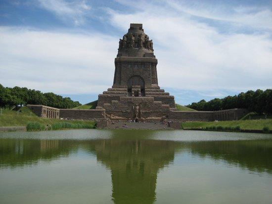 Volkerschlachtdenkmal: монумент