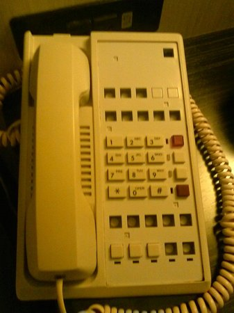 Park Inn By Radisson Resort and Conference Center Orlando: Telephone with no info