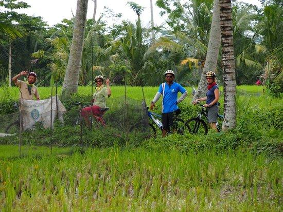 BaliGoBike - Bali Cycling Tours: bike tour con agus