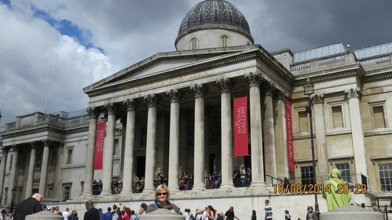 SANDEMANs NEW Europe - London: The National Gallery