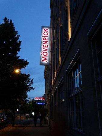 Movenpick Hotel Berlin: Hotel