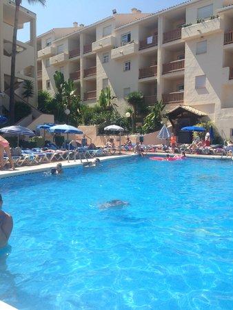 Club Marbella/Regency Palms Crown Resort: Piscine