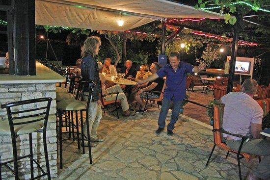 Evelin Hotel: Griekse muziek en dans