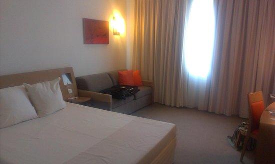 Novotel Sevilla: chambre double