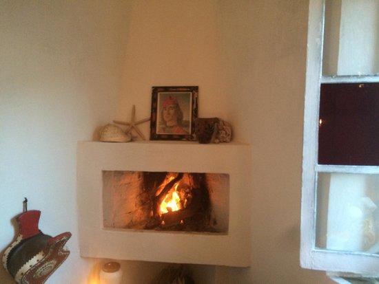 Elizir: Fireplace