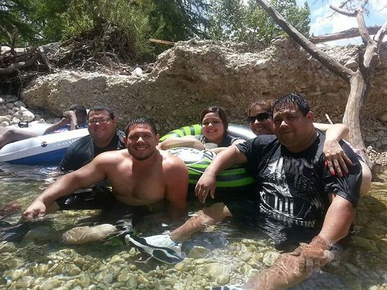 Crider's on the Frio: The Duque family