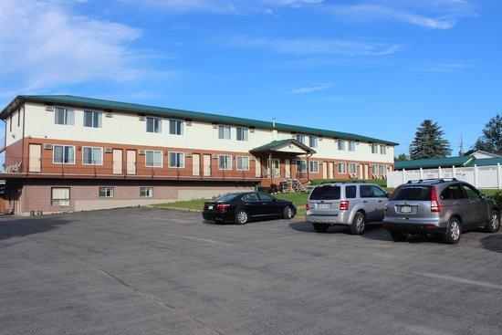 Howard Johnson Inn Gananoque: Area dos Apartamentos
