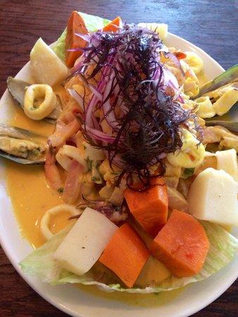 Inca's Grill Peruvian Kitchen