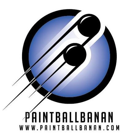 Paintballbanan: Logga