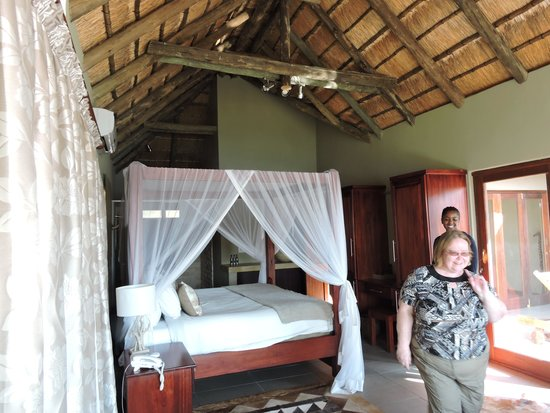 Arathusa Safari Lodge : bedroom