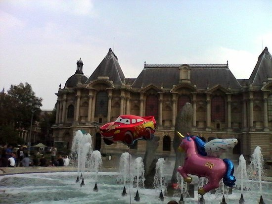 Bien connu Guide to Lille for Families: Travel Guide on TripAdvisor YQ91