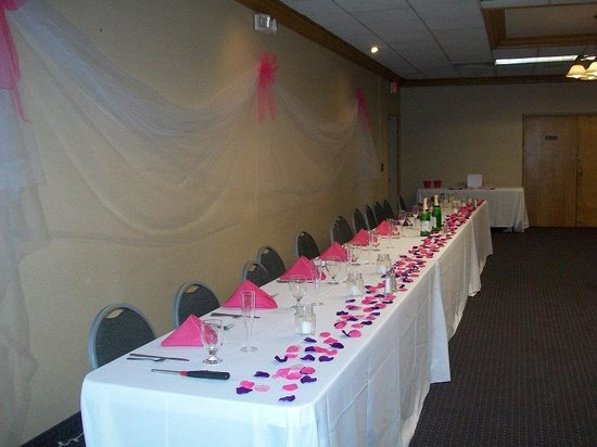 Southgate Hotel: Banquet Hall