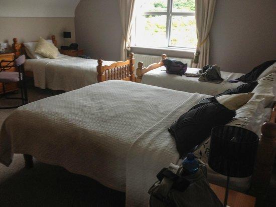 Dunroman House : la nostra camera