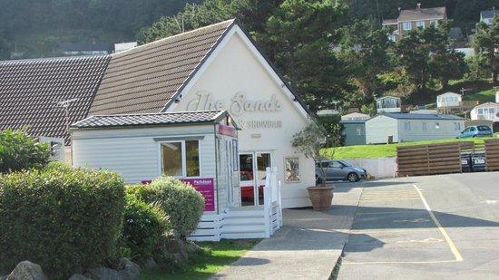Parkdean - Pendine Sands Holiday Park : business office