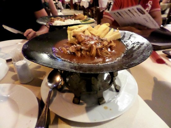 Wayside Restaurant & Bar: The best Turkish Ottoman in Icmeler (requested without rice & veg)