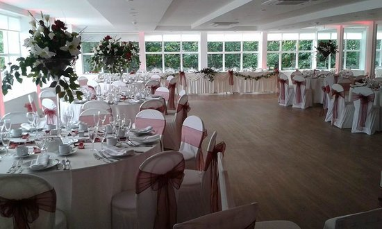 Munstone House Country Hotel: Function Room