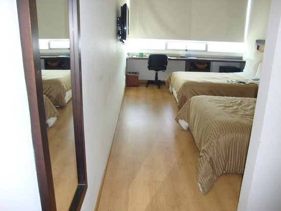 GHL Style Hotel San Diego: habitación