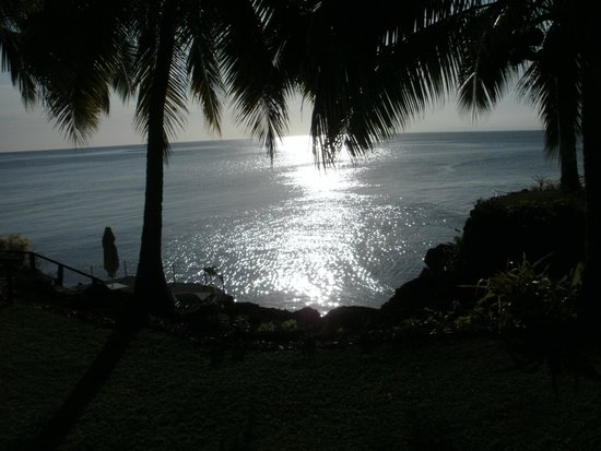 Paradise Taveuni: Sunset in Paradise