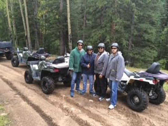 ATV Trip with The Quad Squad    - Picture of ATV Experience