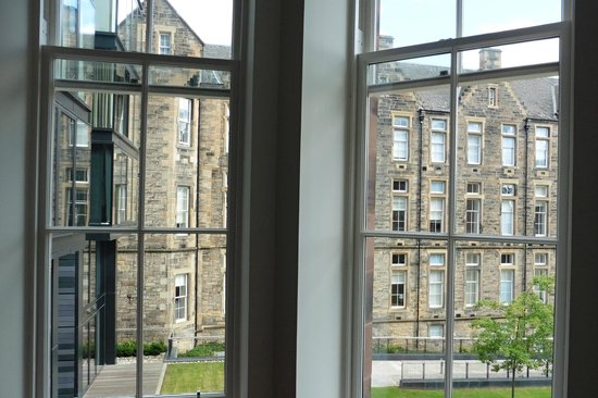 Scotia Grand Residence - Quartermile Apartments: View from Living Room
