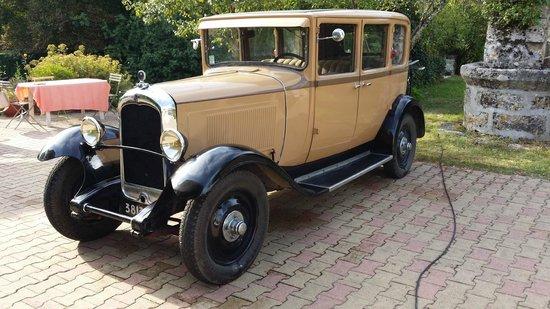 Chez Papi et Mamie : Citroen AC 4 de 1929 de mamie