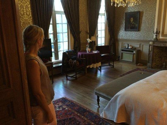 Hotel De Tuilerieen: our room
