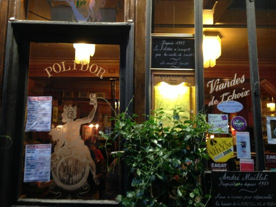 Restaurant Polidor : Polidor