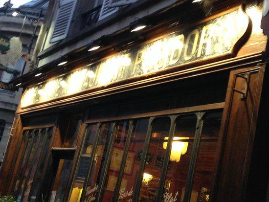 Restaurant Polidor : le polidor