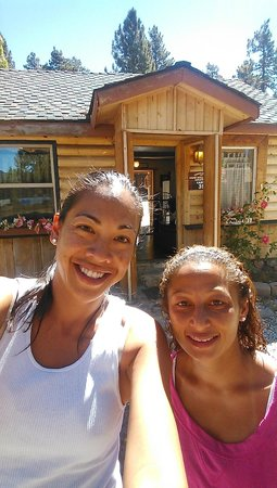 Cabins4less: It was a beautiful weekend at Big Bear Cabins for Less