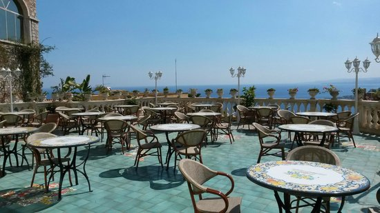 Terrazza - Picture of Taormina Park Hotel, Taormina - TripAdvisor