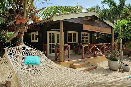 Bamboo Bali Bonaire - Boutique Resort : Superior cottage