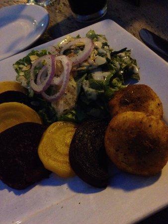 Fiamma Grille: Beet Salad