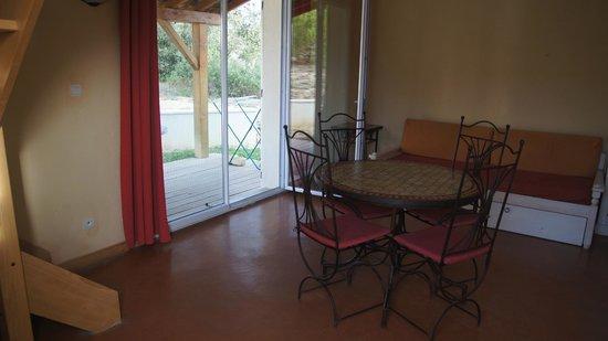 Residence Les Portes des Cevennes : sejour