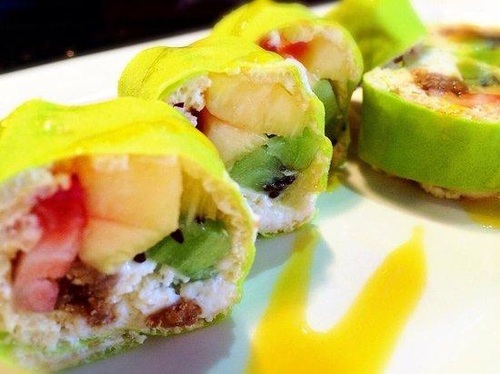 Thai masaman curry picture of oahu hawaiian bbq sushi for Aloha asian cuisine sushi