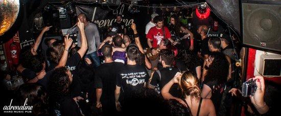 Adrenaline Heavy Metal Pub
