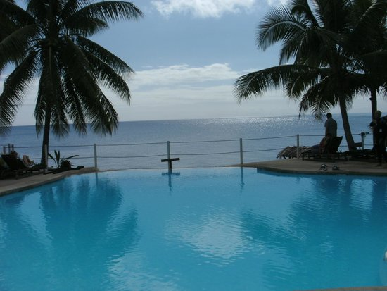 Paradise Taveuni: Swimming Pool