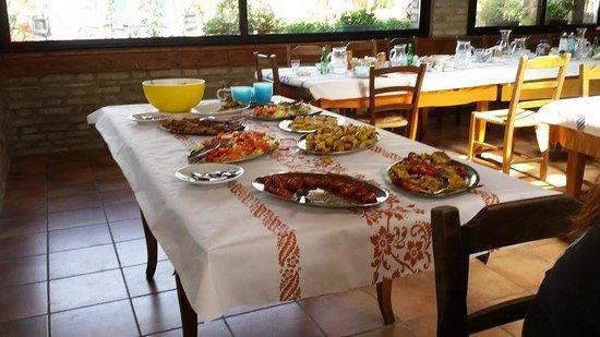 Agriturismo Prato Pozzo: ristorante