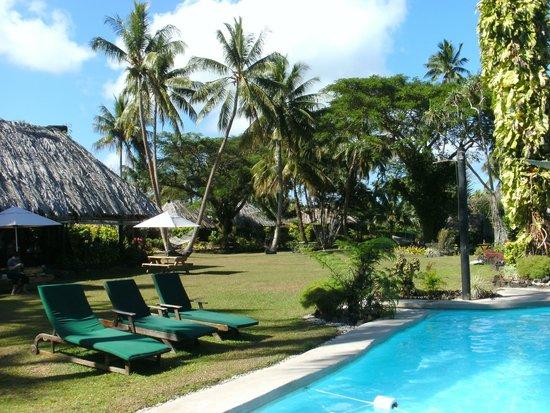 Paradise Taveuni: Resort Grounds