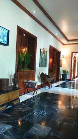 Savoy Hotel Yangon: Savoy yangon