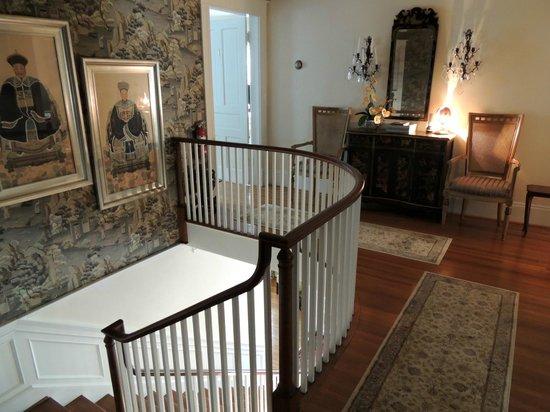 Foreman House Bed & Breakfast: Second floor