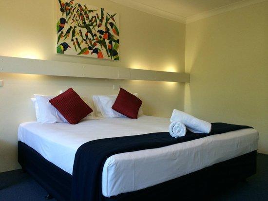 Arcadia Village Motel: Standard Ground Floor Rooms