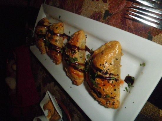 Restaurante Tandory: Samosas