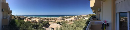Sfakaki, Yunani: vista appartamento