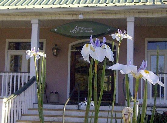 Restaurant des Familles: Butterfly Iris