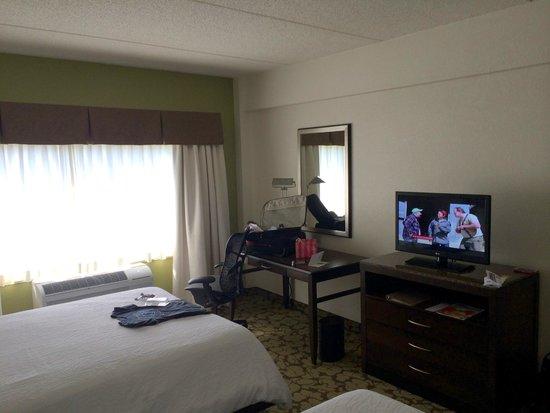 Hilton Garden Inn Raleigh-Durham/Research Triangle Park: Hotel room