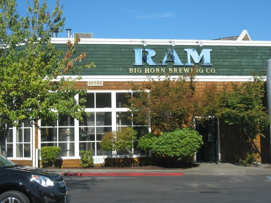 The Ram Restaurant & Brewery : The RAM restaurant brewery Tacoma WA