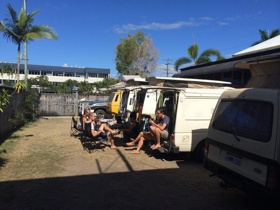 Globetrotters International: Caravan park